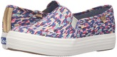 Keds Triple Decker Liberty Meadow