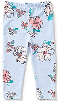 Joules Baby/Little Girls 12 Months-3T Floral Leggings