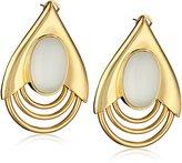 Belle Noel by Kim Kardashian Large Teardrop Earrings