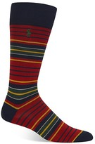 Polo Ralph Lauren Variegated Stripe Socks