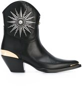 Fausto Puglisi cowboy boots