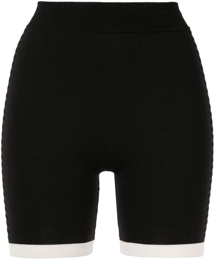 Bodhi Nagnata biker shorts