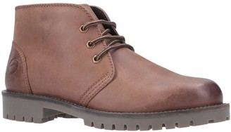Cotswold Stroud Leather Boots - Tan