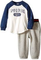 Ralph Lauren Jersey BBall Pants Set (Infant)