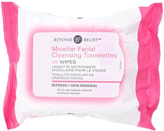 Beyond Belief Micellar Wipes