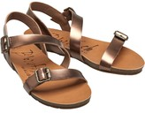 Blowfish Womens Gallup Sandals Amber Dyecut