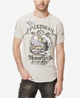 Buffalo David Bitton Men's Talus Graphic-Print T-Shirt
