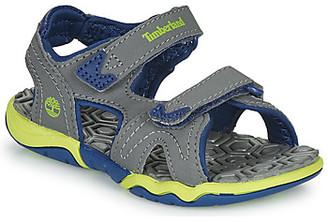 Timberland ADVENTURE SEEKER 2 STRAP girls's Sandals in Grey