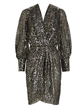 Derek Lam 10 Crosby Freya Puff Sleeve Mini Dress