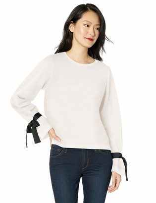 J.Crew Mercantile Women's Sweatshirt with Tie Sleeve