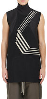 Rick Owens MEN'S GEOPATCH TUNIC