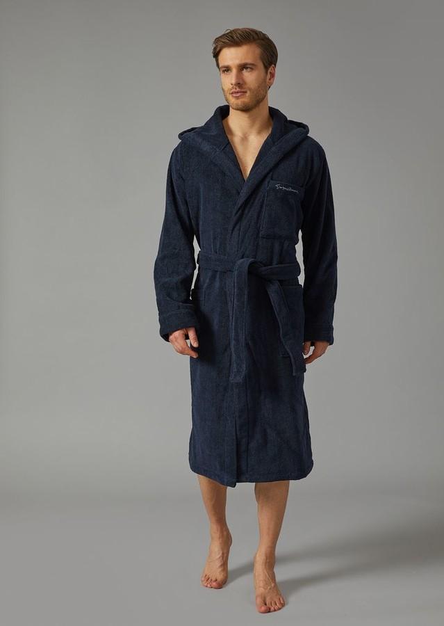 Giorgio Armani Terry-Cloth Robe