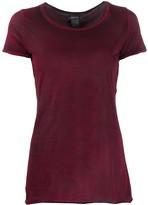 Avant Toi round neck short sleeve T-shirt