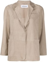 Sylvie Schimmel Spirit patch pocket blazer