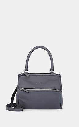 Givenchy Women's Pandora Small Leather Messenger Bag - Gray