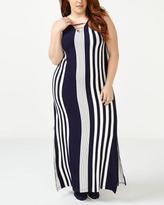 Penningtons ONLINE ONLY Striped Maxi Dress