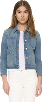 J Brand Lacy Bell Sleeve Jacket
