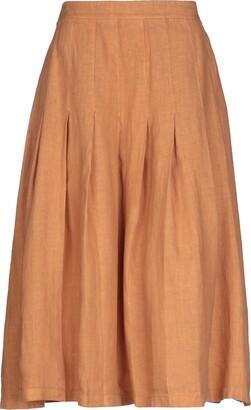 ALPHA STUDIO 3/4 length skirts