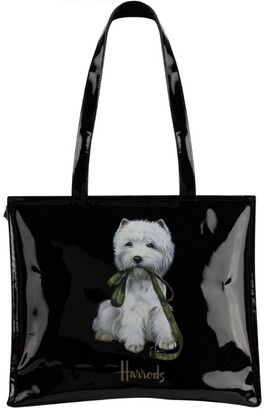 Harrods Westie Shoulder Bag