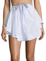 Alexander Wang Asymmetric Wrap Skirt