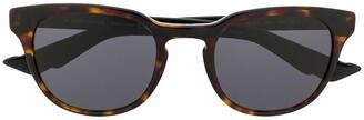 Christian Dior Cat-Eye Tortoiseshell Sunglasses