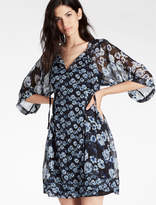 Lucky Brand Printed Floral Dress
