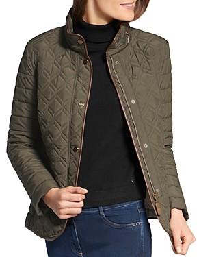 Basler Short Quilted Jacket