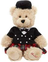 House of Fraser Hamleys Scotsman Teddy Bear 18cm