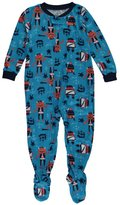 "Carter's Little Boys' Toddler ""Sea Monsters"" Footed Pajamas"