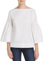 Lauren Ralph Lauren Bell Sleeve Shirt