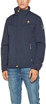 DreiMaster Men's Herren Anorak Jacket