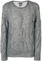 Tom Ford chunky knit jumper