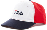 Fila 6 Panel Curved Brim Snap Back