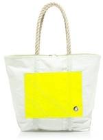 Angela Adams® and Sea Bags for J.Crew pocket sail bag