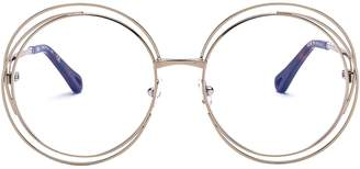 Chloé Eyewear Carlina Round Glasses
