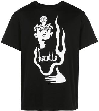 Haculla Pain graphic T-shirt