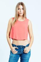 Karen Zambos Claire Crop Top 5581272901