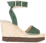 Paloma Barceló Lisette sandals - women - Leather/Suede/rubber - 37