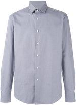 Lanvin checked shirt - men - Cotton - 43