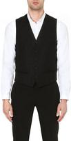 The Kooples V-neck wool waistcoat