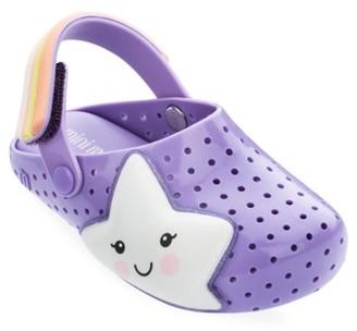 Mini Melissa Baby, Little Girl's & Girl's Sweet Dreams Clogs