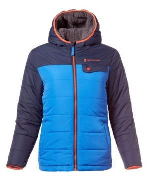 Free Country Big Boys Puffer Jacket