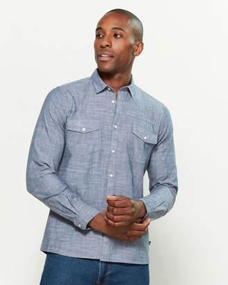 Civil Society Mason Long Sleeve Sport Shirt