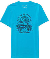 Aeropostale Mens Free State Thrill Seekers Graphic T Shirt