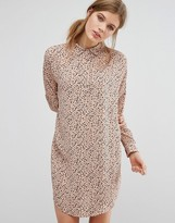 Suncoo Printed Shirt Dress