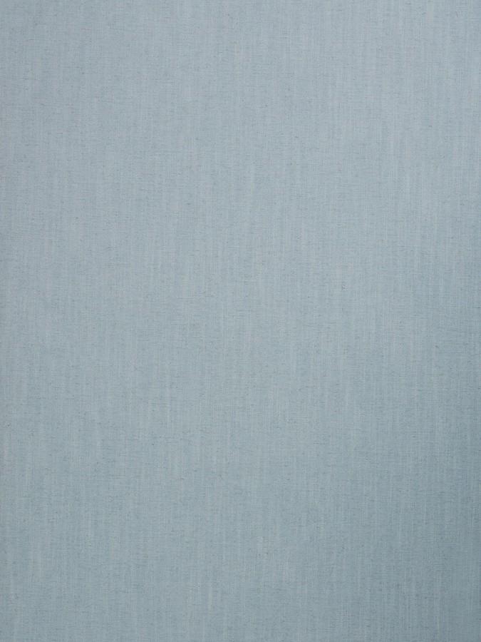 John Lewis & Partners Relaxed Linen Plain Fabric, Bluestone, Price Band B