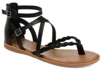 Journee Collection Ninah Gladiator Sandal