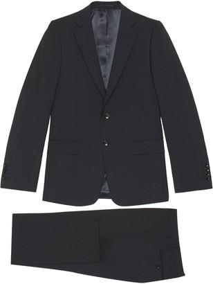 Gucci Slim-Fit Mohair Suit