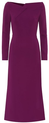 Roland Mouret Romolo midi dress
