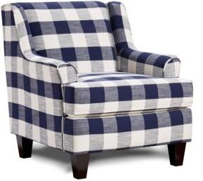 "Gracie Oaks Freistatt 36"" Armchair"